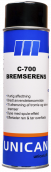 Unican C-700 bremserens 500ml